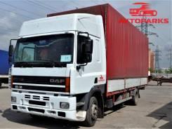 DAF CF. Тентованный грузовой фургон Daf CF 85.340, 7 940кг., 4x2