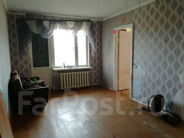 4-комнатная, улица Жуковского (с. Воздвиженка) 1. Воздвиженка, агентство, 61кв.м. Интерьер