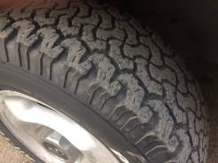BFGoodrich All-Terrain T/A. Грязь AT, 2009 год, износ: 30%, 4 шт