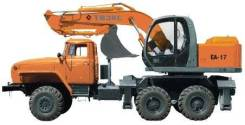 КамАЗ 65115. ЕА-17у на шасси автомобиля «уРАЛ 5557-1151-40 (субсидия минпромторг), 9 800куб. см., 15 000кг.