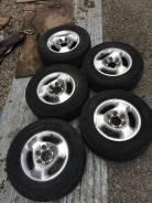 Комплект колес Nissan R16. 7.0x16 6x139.70 ET30 ЦО 100,0мм.