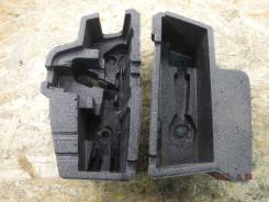 Пол багажника пластик NISSAN XTRAIL