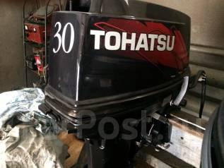 Tohatsu. 30,00л.с., нога S (381 мм), Год: 2014 год
