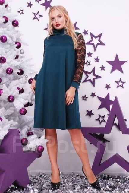 bf2c9cfa405a Свободное платье (подойдет для беременной девушки), размер 48, Украина во  Владивостоке