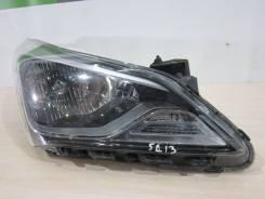 Фара. Hyundai Solaris, RB Двигатели: G4FA, G4FC