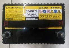 Yuasa. 35А.ч., Обратная (левое), производство Япония