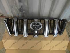 Решетка радиатора. Toyota Land Cruiser Toyota Land Cruiser Prado, GDJ150, GDJ150L, GDJ150W, GDJ151, GDJ151W, GRJ150, GRJ150L, GRJ150W, GRJ151, GRJ151W...