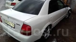 Mazda Familia. BJ5P, ZLDE