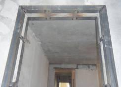Демонтаж, Перепланировка, усиление проемов металлом.