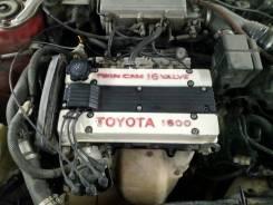 Двигатель в сборе. Toyota: Sprinter Trueno, Corolla, Sprinter Marino, Sprinter, Sprinter Carib, Corolla Levin, Corolla Ceres Двигатели: 4AGE, 4AGEU, 4...