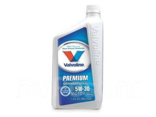 Valvoline. Вязкость 5W-30, синтетическое