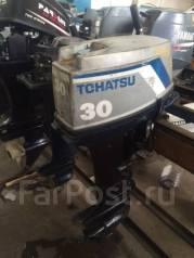 Tohatsu. 30,00л.с., 2-тактный, бензиновый, нога L (508 мм), Год: 1991 год