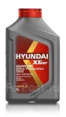 Hyundai XTeer. Вязкость 5W-30, синтетическое