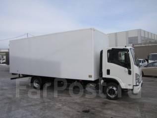 Isuzu Elf. Isuzu ELF изотермический фургон 5 тонный, 5 200куб. см., 5 000кг.