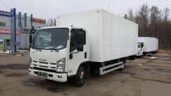 Isuzu NQR. Isuzu промтоварный фургон 6.5 тонн NQR90, 5 200куб. см., 6 500кг.