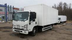 Isuzu NQR. Isuzu ELF изотермический фургон 6.5 тонный, 5 200куб. см., 6 500кг.