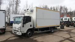 Isuzu NQR. Isuzu ELF 9.5 Рефрижератор 6.5 тонн, 5 194куб. см., 6 500кг.