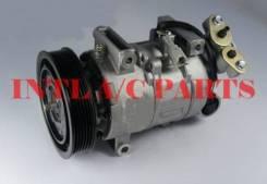 Компрессор кондиционера. Renault Megane Renault Scenic Двигатели: K4M, K9K. Под заказ