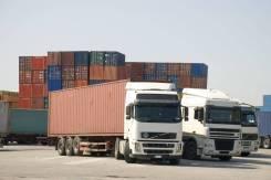 Перевозка контейнеров автотранспортом по региону и РФ