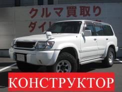 Nissan Terrano. автомат, 4wd, 4.2, дизель, 144 000тыс. км, б/п, нет птс. Под заказ