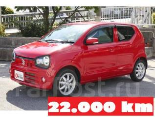 Suzuki Alto. автомат, передний, 0.7, бензин, 22 000тыс. км, б/п. Под заказ