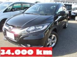 Honda Vezel. автомат, 4wd, 1.5, бензин, 34 000тыс. км, б/п. Под заказ