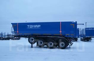 Тонар 9523. Самосвальный полуприцеп, 29 260кг.