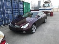 Mercedes-Benz CLS-Class. W219, M272