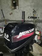 Mercury. 9,90л.с., 2-тактный, бензиновый, нога S (381 мм), Год: 2006 год