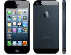 Apple iPhone 5. Б/у, 16 Гб, Черный