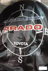 Колпаки запасного колеса. Toyota Land Cruiser Prado