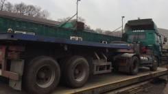 Amur. Полуприцеп - контейнеровоз , 36 200кг.