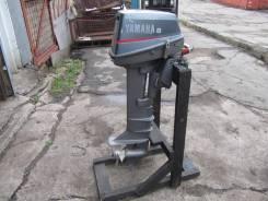 Yamaha. 8,00л.с., 2-тактный, бензиновый, нога L (508 мм)