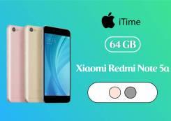 Xiaomi Redmi Note 5A. Новый, 64 Гб