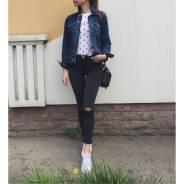 Куртки джинсовые. 38, 40, 42, 46, 48. Под заказ