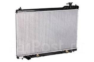 Радиатор охлаждения двигателя. Infiniti FX45, S50 Infiniti FX35, S50 Двигатель VQ35DE