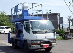 Mitsubishi Canter. Автовышка платформа, 5 000куб. см., 10м. Под заказ