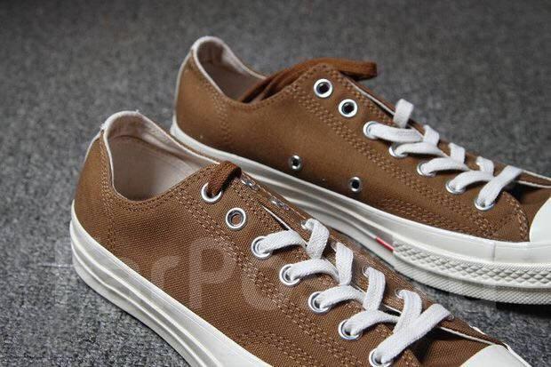 Фирменные кеды converse x carhartt wip 1970s - Обувь во Владивостоке f4c77b0b467