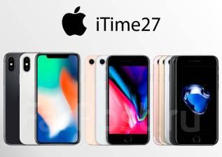 Apple iPhone 7,7plus,8,8Plus, XS, XS Max Гарантия! Кредит! Магазин iTime