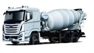 Hyundai Xcient. Новый Автобетономеситель ОТ Официального Дилера, 12 344куб. см., 15 000кг. Под заказ