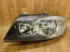 Фара. BMW 3-Series, E91, E93, E90, E92 Двигатели: N53B30, N46B20, N54B30, N52B25A, N55B30, M57D30TU2, N47D20, N52B30, N52B25