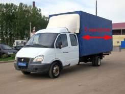ГАЗ 33023. - бортовой тентованный 2013г. в, 2 800куб. см., 1 500кг.