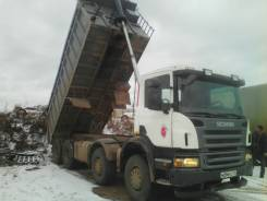 Scania. Самосвал Скания, 12 000куб. см., 32 000кг.