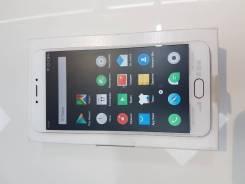 Meizu MX6. Новый, 32 Гб, Золотой, 4G LTE, Dual-SIM