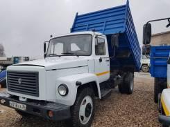 ГАЗ 3309. Газ 3309 самосвал, 4x2