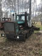 ХТЗ Т-150. Продам трактор Т-150 гусиничный с двигателем ЯМЗ-236, 180 л.с.