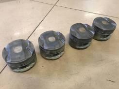 Поршень. Toyota: Celica, WiLL VS, Allex, Matrix, Voltz, Corolla Fielder, Corolla, Corolla Runx Двигатели: 2ZZGE, 1ZZFE, 3ZZFE, 4ZZFE