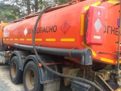 КамАЗ 65115. Топливозаправщик на базе Камаз-65115, 2012 г. в., 10 785куб. см., 12 000кг.