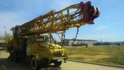 Бурагрегат. Продается: Агрегат для ремонта и освоения скважин А-50М., 11 790куб. см., 60 000кг.