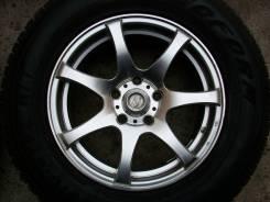 """Sakura Wheels. 7.0x16"""", 5x114.30, ET42, ЦО 72,0мм."""